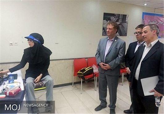 درخواست همکاری کمیته ملی پارالمپیک هلند با ایران