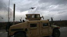 کاروان لجستیک نظامیان آمریکا در عراق هدف حمله قرار گرفت