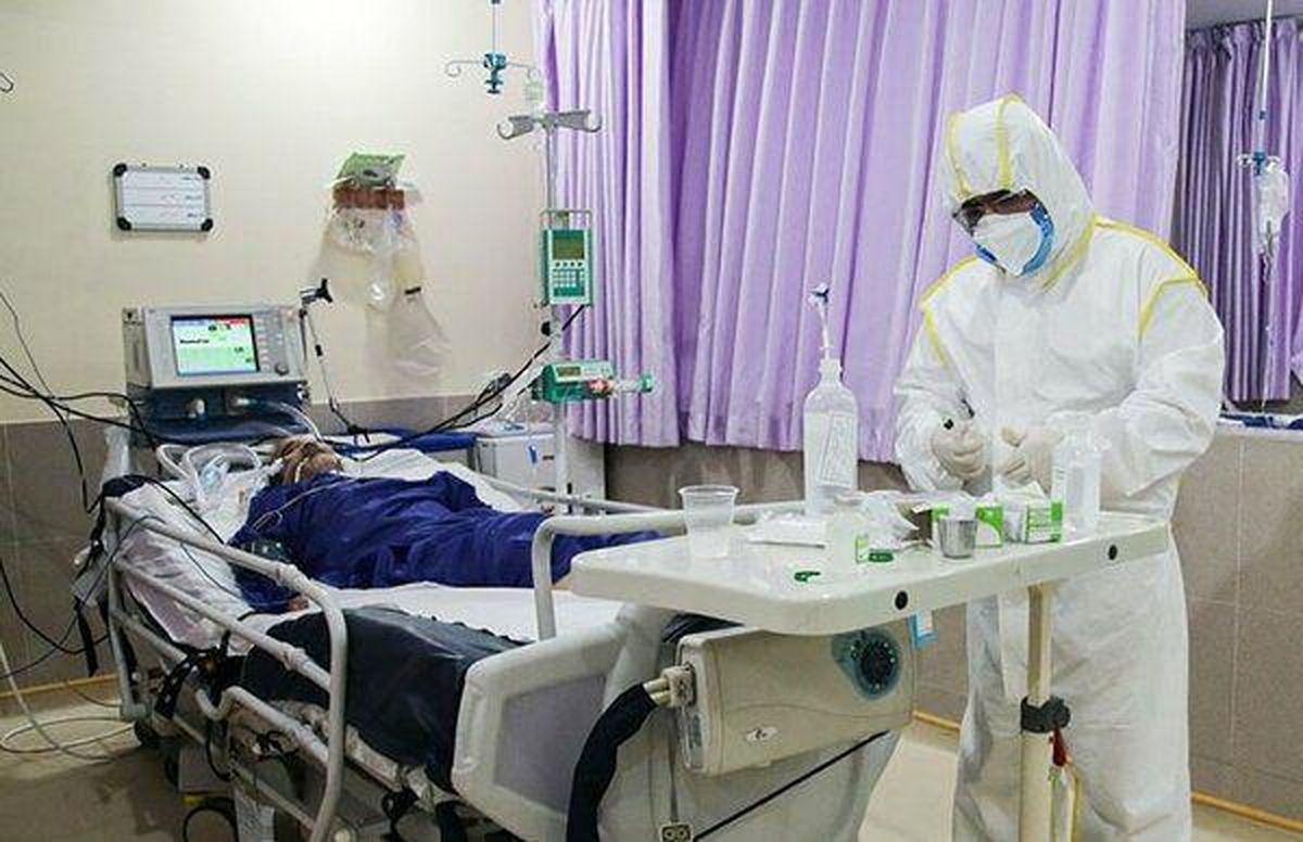 102 بیمار کرونایی بستری در مراکز درمانی قم