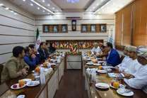 بازرگانان عمانی با شرکتهای دانشبنیان اصفهان رایزنی کردند