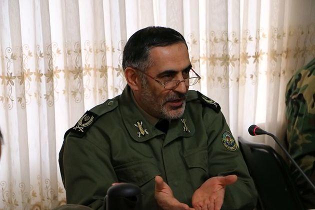 ارتقای توان یگان ویژه ناجا در راستای اقتدار جمهوری اسلامی ایران