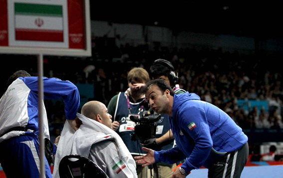 عسکری سرمربی تیمملی تکواندو در بازیهای کشورهای اسلامی شد