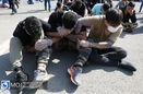 دستگیری 4 متهم تحت تعقیب قضائی در شهرستان برخوار