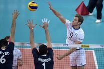 پخش زنده رقابتهای هفته دوم از لیگ جهانی والیبال