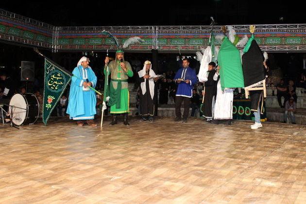 برپایی مجالس تعزیه در پردیس تئاتر تهران