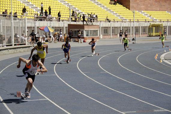اعزام ورزشکاران دو و میدانی  به مسابقات انتخابی المپیک