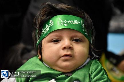 اجتماع شیرخوارگان حسینی در اردبیل