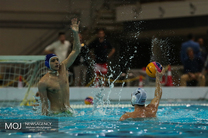 تیم ملی واترپلو ایران در مقابل لاتزیو به نتیجه تساوی رسید
