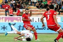 نتیجه بازی تراکتورسازی برابر الجزیره امارات/ تراکتورسازی0   الجزیره امارات0