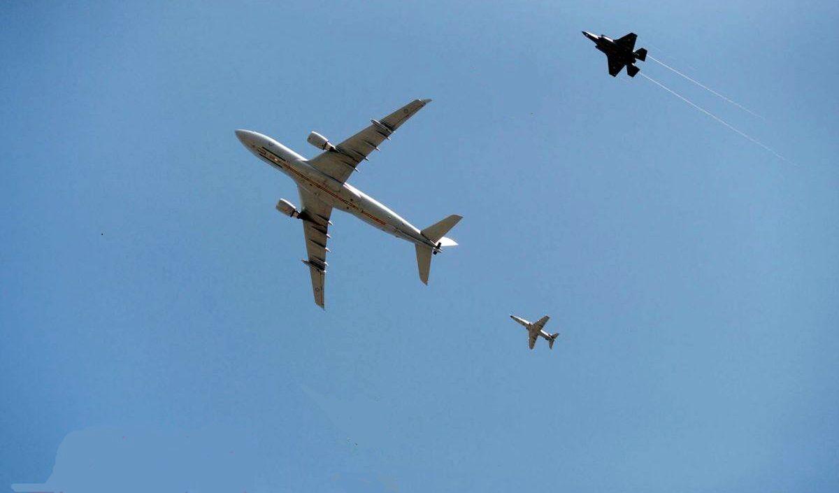 هواپیمای مسافربری افغانستان دچار حریق شد