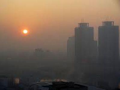 شاخص کیفیت هوای تهران امروز 24 اسفند 99 شد