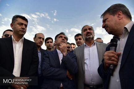 سفر وزیر راه و شهرسازی به کردستان