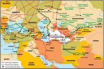 برنامه ایران برای تزریق گاز به خط لوله یونان - بلغارستان