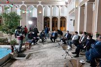 بازدید معاون شهردار از مسابقه بزرگ آشپزی خش خورانه در یزد