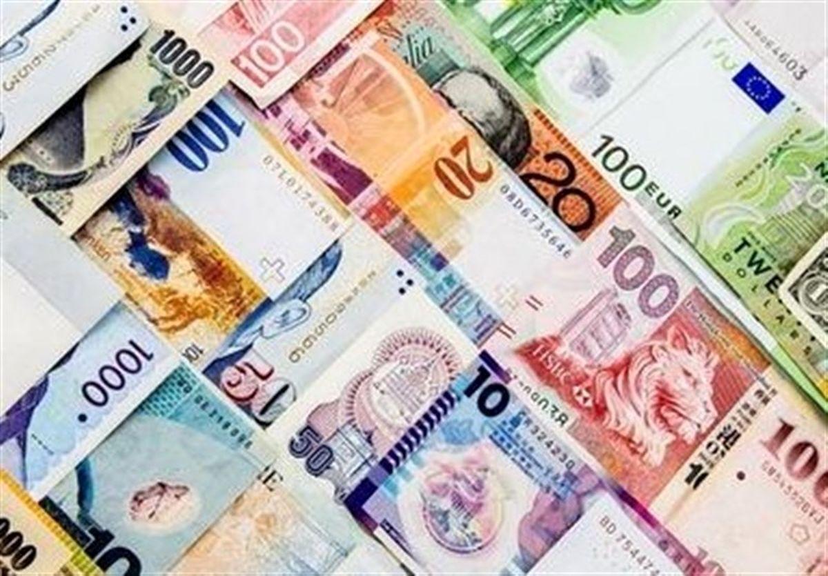 قیمت ارز دولتی ۲۳ تیر ۱۴۰۰/ نرخ ۴۷ ارز عمده اعلام شد
