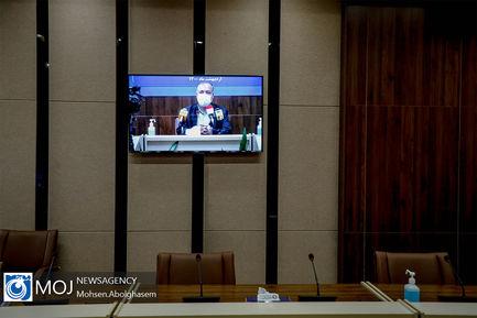 نشست خبری رییس ستاد اطعام مهدوی