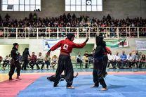 درخشش کونگ فو کاران اردبیلی در مسابقات قهرمانی بانوان کشور