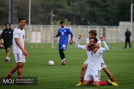 تمرین تیم ملی فوتبال - ۲۱ مهر ۱۳۹۷-روزبه چشمی