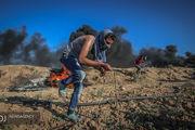 تظاهرات بازگشت روز گذشته غزه 395 کشته بر جای گذاشت