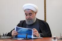 روحانی: حل مسأله اشتغال، دغدغه و اولویت اصلی دولت تدبیر و امید است