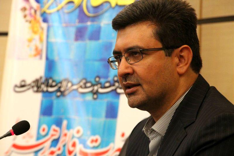پیام فرماندار یزد در چهل ویکمین سالگرد پیروزی انقلاب اسلامی