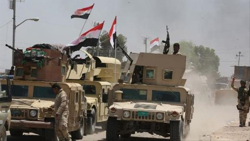 هلاکت 5 عنصر داعش در دیالی عراق