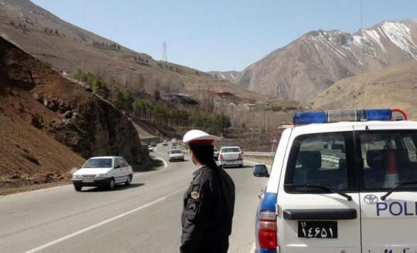 اعمال محدودیت ترافیکی در 2 جاده  اصلی  گیلان