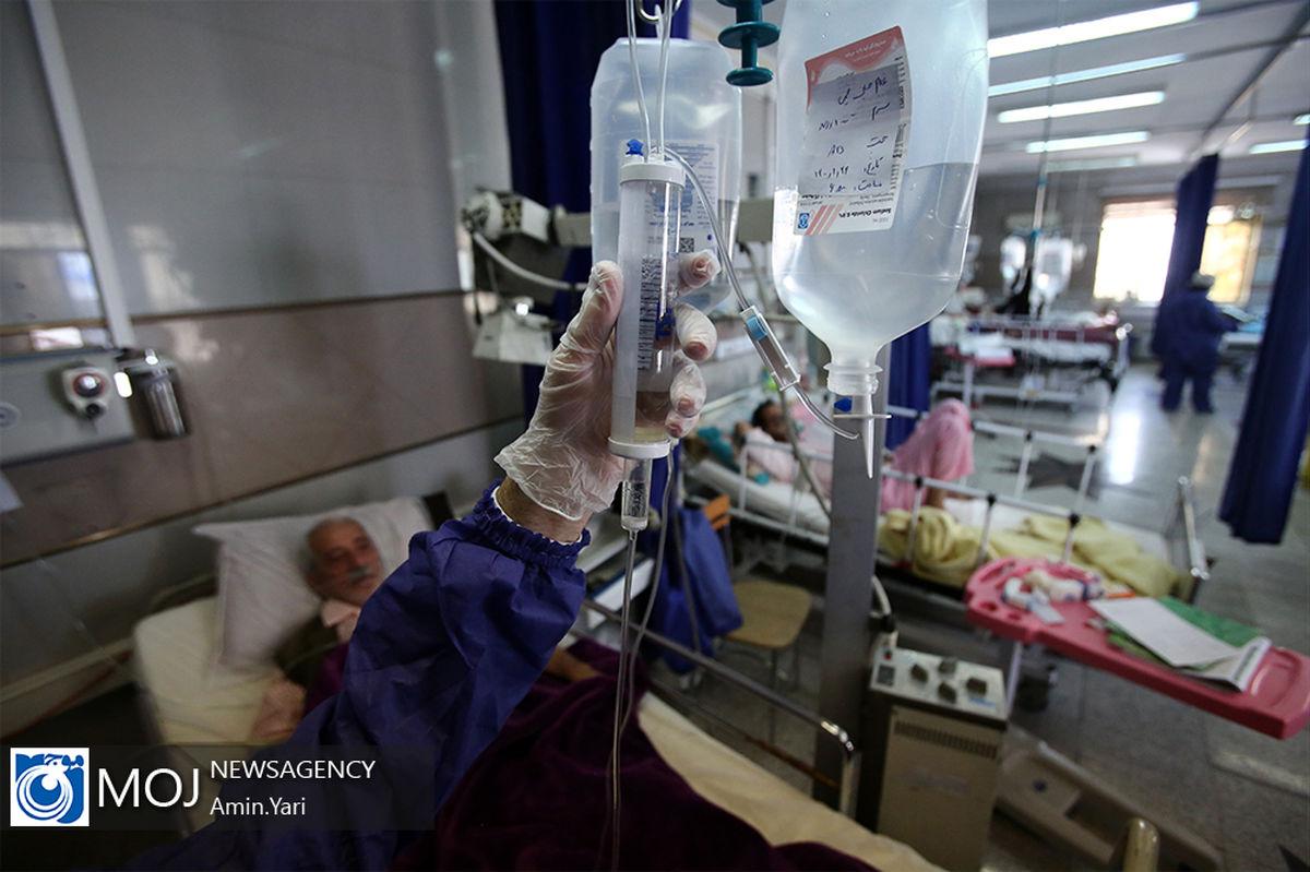 جدیدترین آمار کرونا در کشور تا ظهر ۲۷ فروردین ۱۴۰۰/ شناسایی ۲۵۲۶۱ بیمار جدید