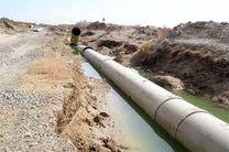 انتقال آب سدهای کرج و طالقان به فردیس