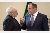 مذاکرات لاوروف و ظریف در مسکو آغاز شد