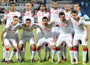 ترکیب تونس برابر ایران اعلام شد