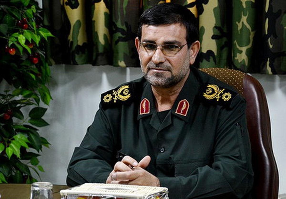 داعش تا نزدیکی مرزهای ایران آمده بود