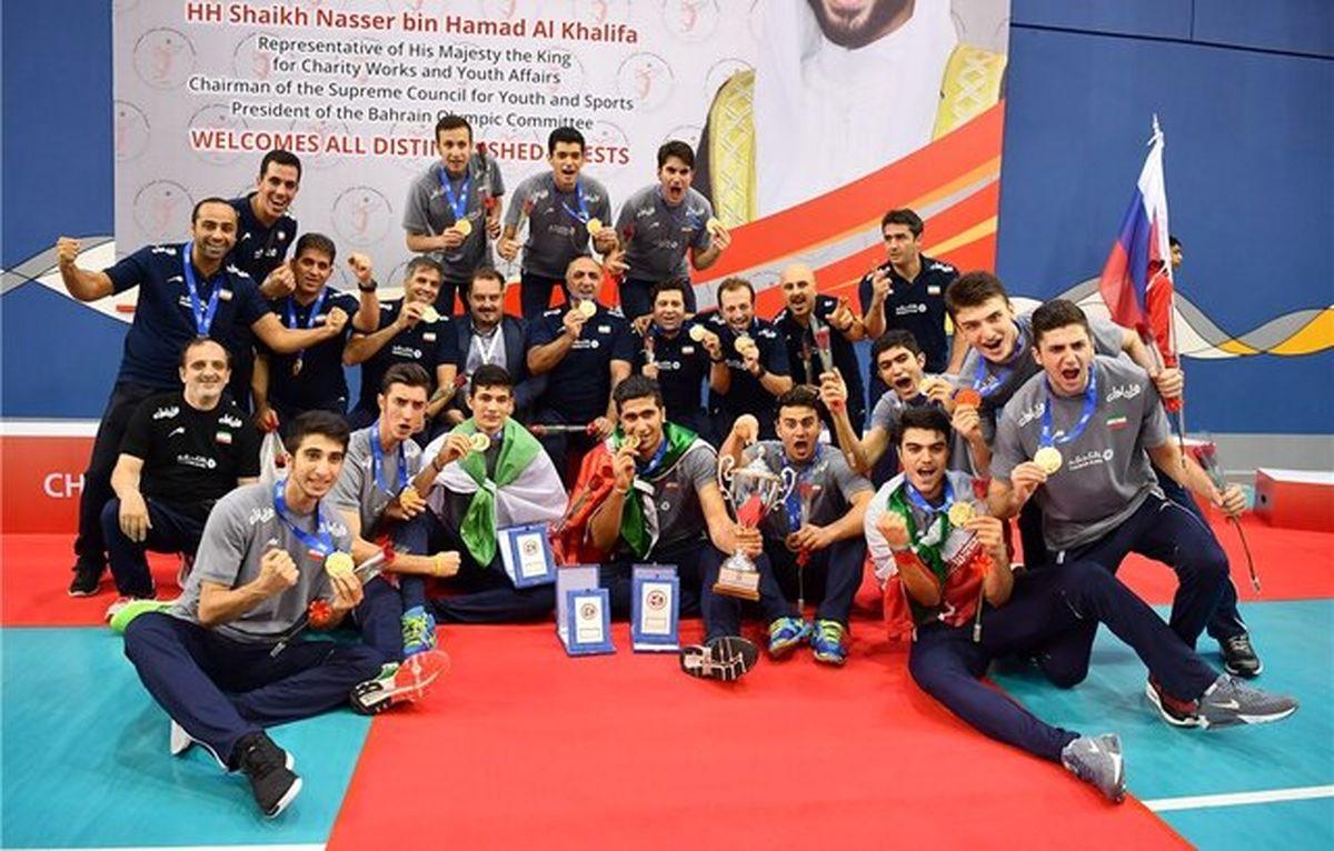 فهرست بازیکنان دعوت شده به اردوی تیم نوجوانان والیبال ایران
