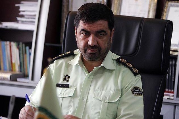 رییس جدید پلیس آگاهی تهران بزرگ منصوب شد
