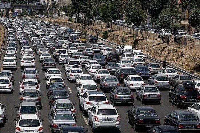 آخرین وضعیت جوی و ترافیکی جاده ها در 14 آذر ماه