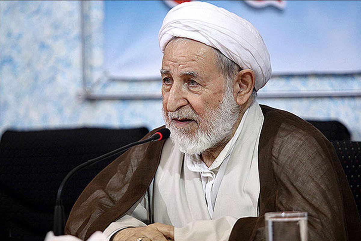 مدیر حوزههای علمیه کشور درگذشت آیت الله یزدی را تسلیت گفت