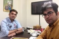 اسماعیل حسینی فیلم مستند داستانی«چهل برگ» را کلید زد