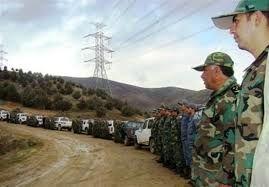 افزایش گشت و مراقبت در عرصههای منابع طبیعی استان یزد
