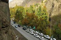 آخرین وضعیت جوی و ترافیکی جاده ها در 10 مهر
