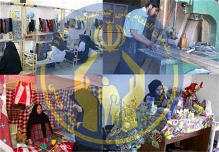 ایجاد 433 شغل برای مددجویان اصفهانی