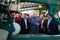 افتتاح بزرگترین کارخانه پالت سازی تمام اتوماتیک کشور در گیلان