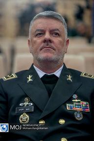 نشست خبری فرمانده نیروی دریایی ارتش - ۶ آذر ۱۳۹۸