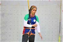 سنگنورد هرمزگانی در راه مسابقات جهانی
