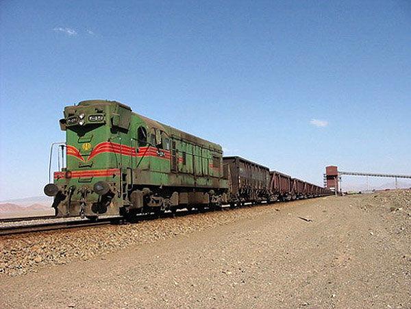 جابجایی بیش از ۱۳ تن کالا در راه آهن هرمزگان