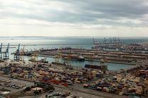 رشد 8 برابری صادرات غیرنفتی از بنادر قشم