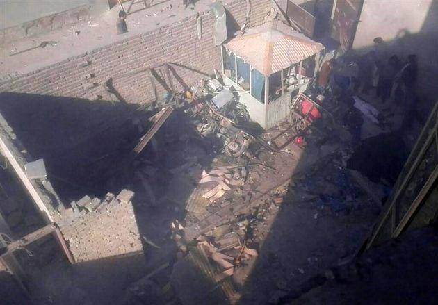 ۴ کشته در حمله انتحاری به دفتر خبرگزاری «صدای افغان»