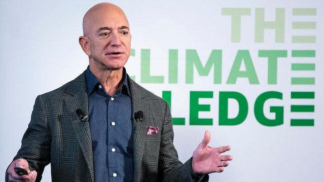 کمک مالی مدیر عامل شرکت آمازون برای مقابله با تغییرات آب و هوایی