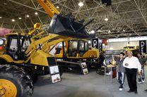دهمین نمایشگاه ماشین آلات راهسازی برگزار می شود