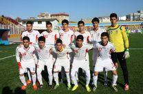 اسامی بازیکنان تیم ملی فوتبال امید اعلام شد
