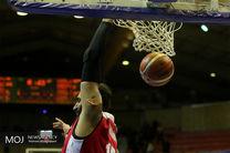 ساعت بازی بسکتبال ایران و تونس مشخص شد